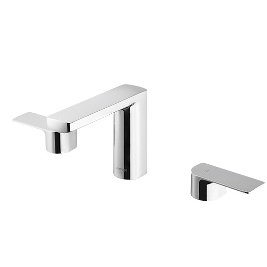 Two-Handle Basin Faucet (Lead-Free Brass)