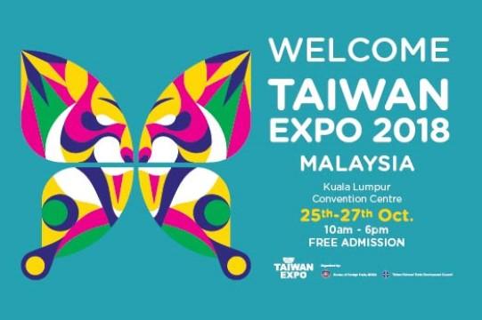 Taiwan Expo Malaysia 2018