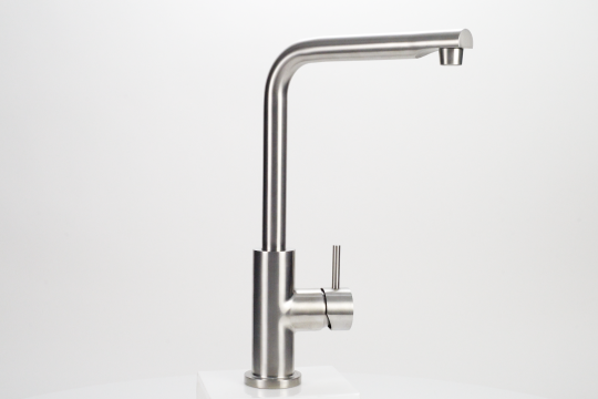 Justime Still One kitchen faucet (s.steel)
